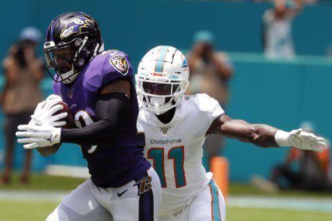Thomas return to Seattle highlights Ravens-Seahawks showdown
