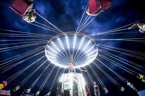 PHOTOS: Romania's autumn fairs delight all ages, incomes