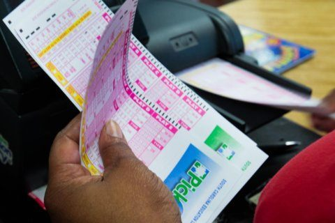 A record number of people won a South Carolina lottery game by picking the same numbers: 2-2-2-2