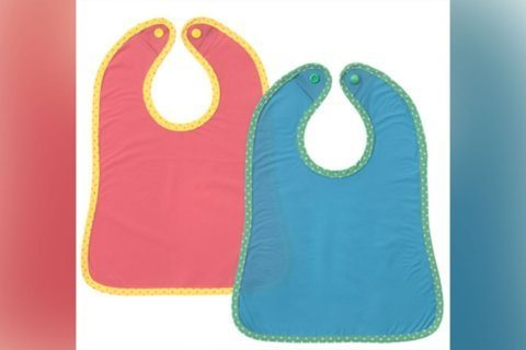 IKEA recalls thousands of infant bibs worldwide for possible choking hazards