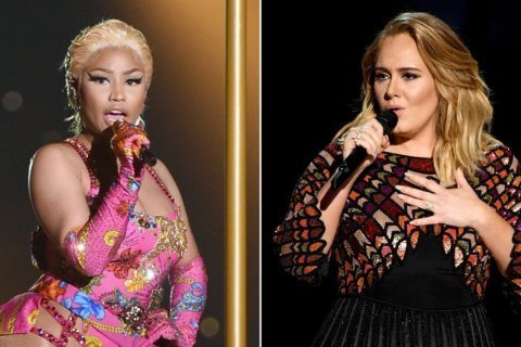 Nicki Minaj totally made up the story about collaborating with Adele