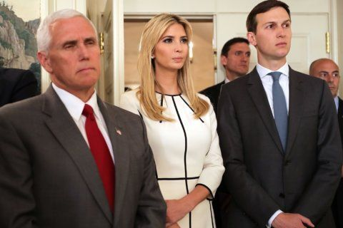 Ivanka Trump and Jared Kushner to host — and pay for — 10th anniversary party at Camp David