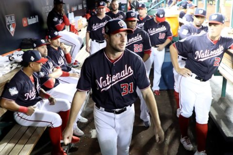 Column: Nats season rests on Scherzer's right arm in Game 5 (updated)