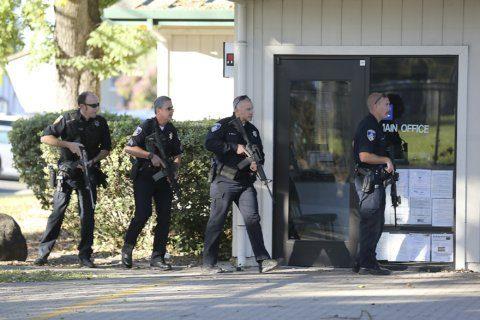 Student shot teen near California school, slipped into class