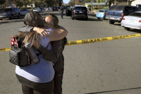 The Latest: Video led to California school shooting suspect
