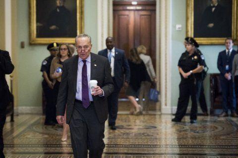 Senate kills Democratic attempt to overturn Trump tax rules