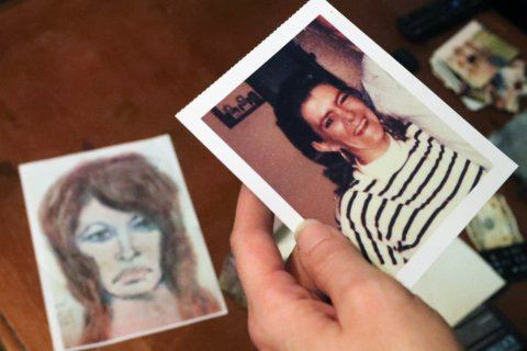 Serial killer's victim portraits could help crack cold cases
