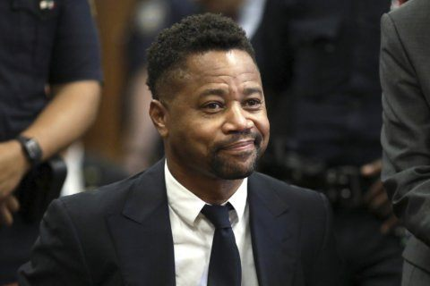April trial set for Cuba Gooding Jr. in bar groping case