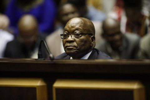 Delay in ex-South African leader's case as appeal planned
