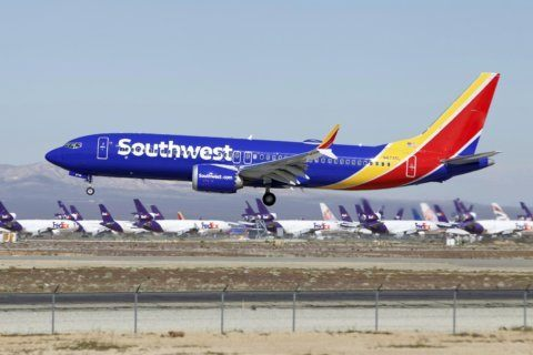 Southwest pushes back return of troubled Boeing Max, again