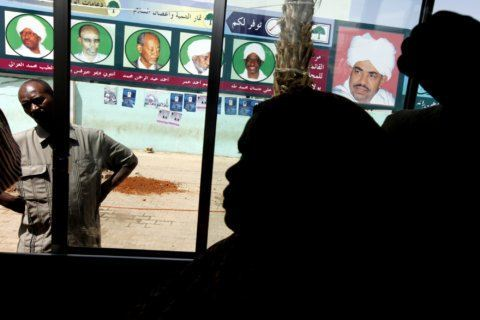Thousands protest in Sudan, call to disband ex-ruling party