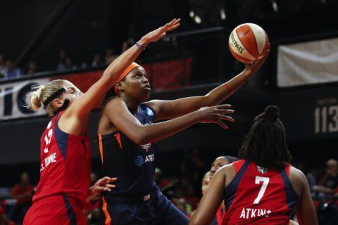 Sun hope to rise again in 2020 after losing in WNBA Finals