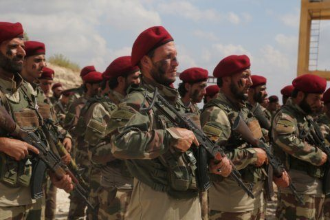 Money, hatred for the Kurds drives Turkey's Syrian fighters