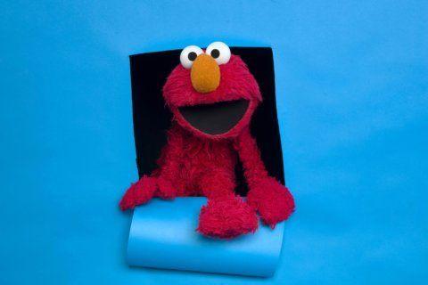Studio behind 'Sesame Street' is making an Elmo talk show