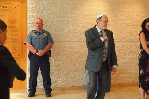 Maryland synagogues receive grants to boost security