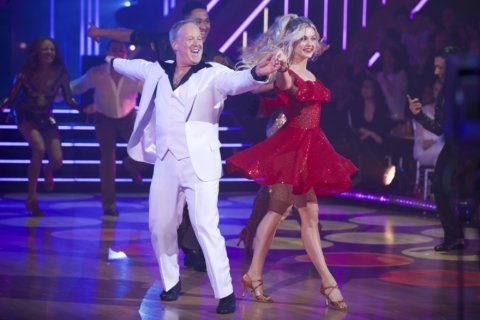 Sean Spicer eliminated from ABC's 'Dancing with the Stars'