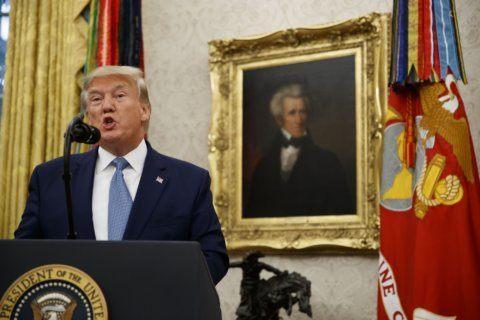 Trump: US doesn't 'endorse' Turkey's assault on Syria