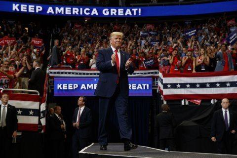 Trump will find friendly Florida crowd amid impeachment talk