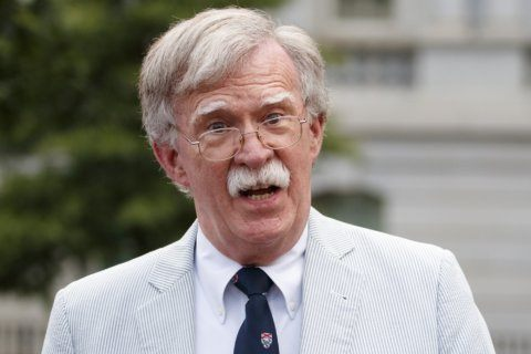 AP sources: Former Trump adviser John Bolton has a book deal
