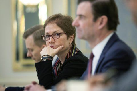 Diplomat tarred by White House is known for her diligence