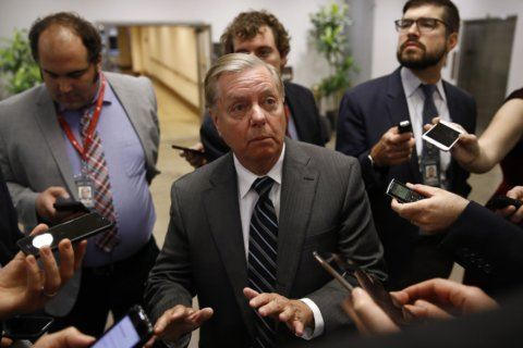 Graham resolution condemns 'closed' House impeachment probe