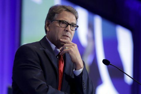 House Democrats subpoena Energy Secretary Rick Perry