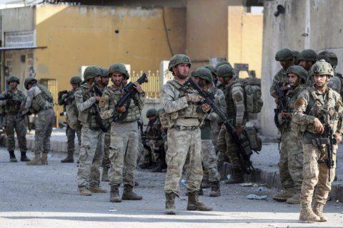 Bipartisan House OKs bill hitting Turkey for Syria incursion
