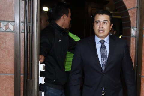 The Latest: Honduran leader's brother to appeal drug verdict