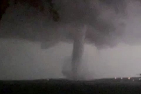 NWS confirms a tornado touched down in Dallas