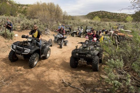 National Parks Service drops plan to allow ATVs in Utah