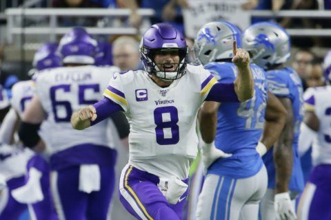 Balance leads to breakout for Vikings offense, Kirk Cousins