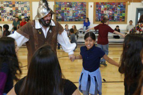 A New Mexico icon, Spanish conquistador faces attacks