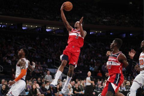 Coming off 50 losses, Wizards focus on Beal, development