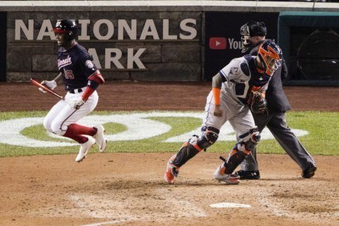 With each pitch at Series, call gets louder for robot umps