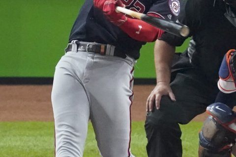 Juan goes deep for Nationals in World Series against Astros