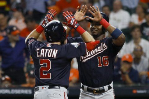 Sleeping for success: Specialist helps Nationals turn Z's into W's
