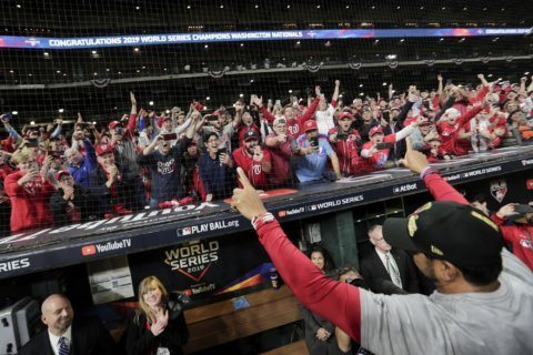 Strong ending helps World Series avoid record low viewership