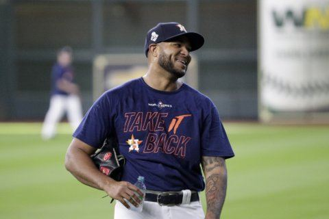 Astros reliever James uses mental training to succeed