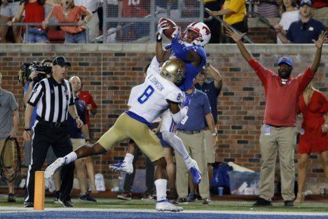 College Football Corner: Express return