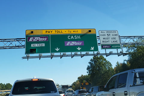 Bay Bridge cashless tolling set to end this month