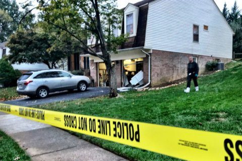 Man fatally shot mom, nephew; opened fire on police at Burke house