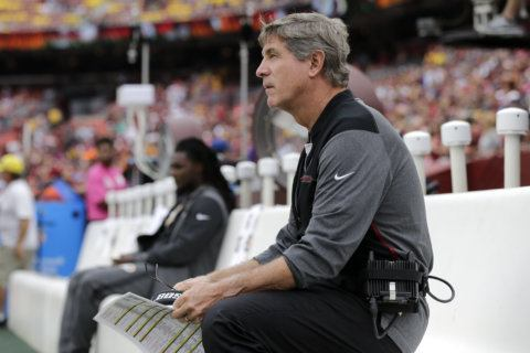 Redskins' search for new head coach expected after the season