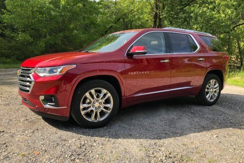 Car Review: Chevrolet Traverse High Country is luxurious crossover with space that puts bigger SUVs to shame