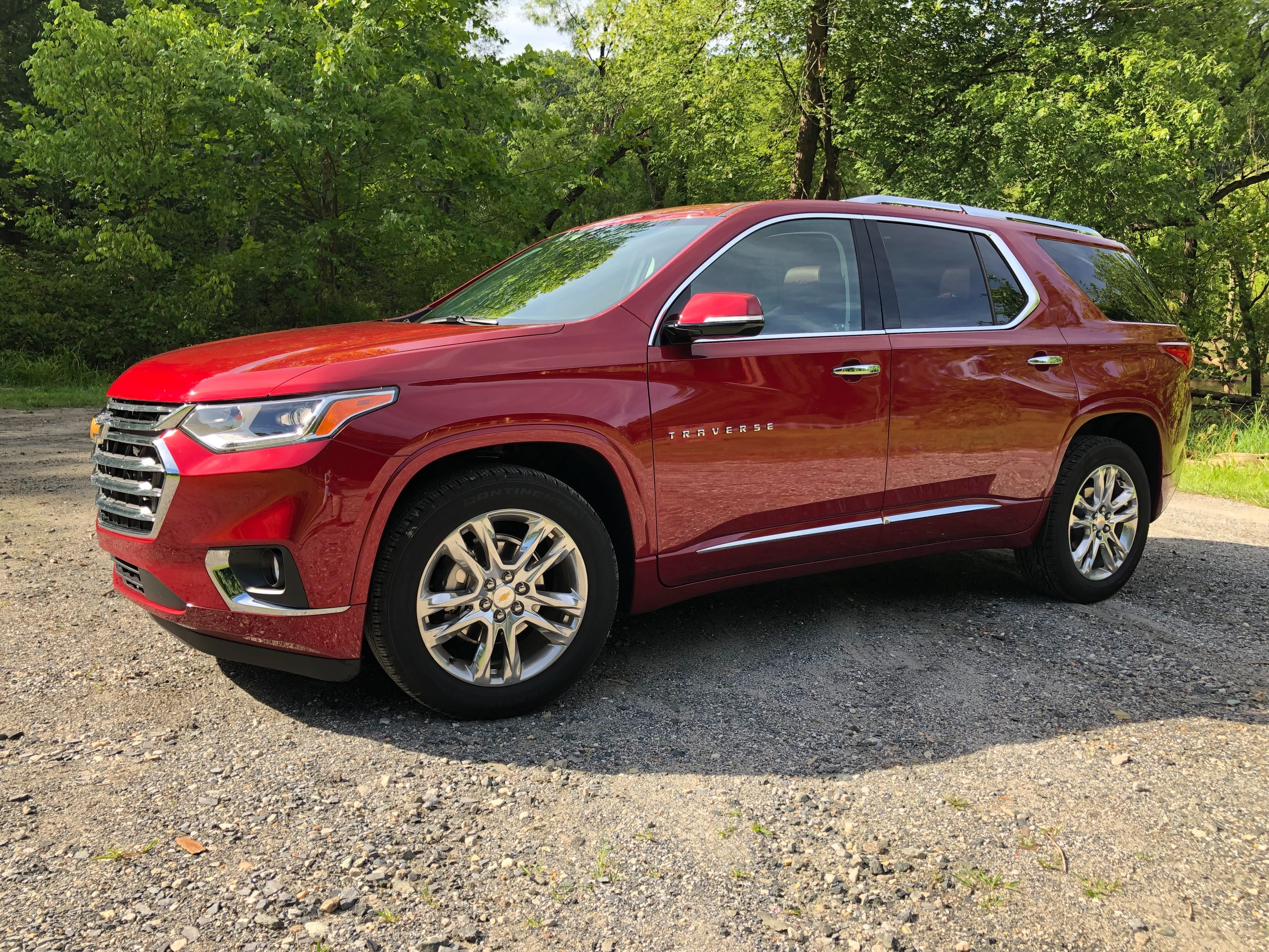 Car Review Chevrolet Traverse High Country Is Luxurious Crossover With Space That Puts Bigger Suvs To Shame Wtop