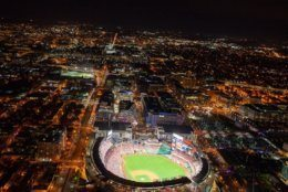 dc police, aerial, nats park