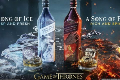 Spirits company releases new 'Game of Thrones'-inspired whiskeys