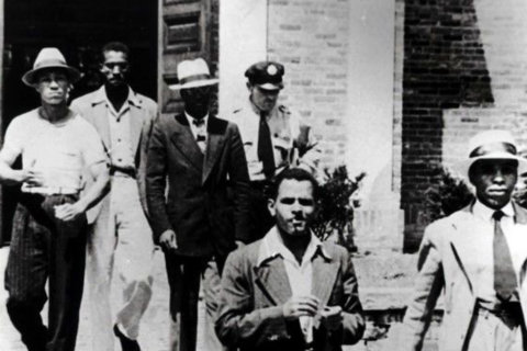 Virginia dismisses charges against 5 black men for 1939 sit-in protest