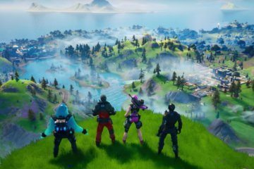 Fortnite is back online with a new chapter after two-day hiatus