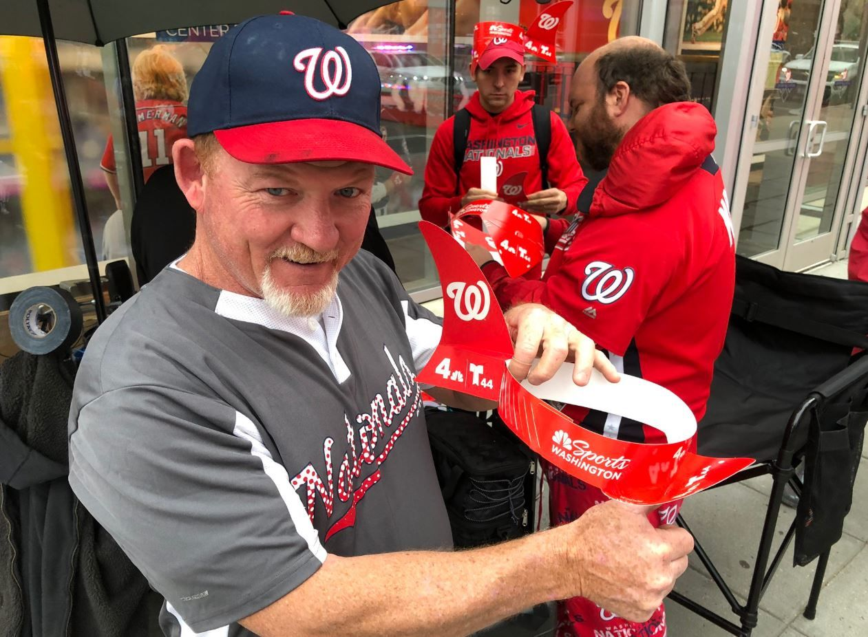 nats watch party, game 7 world series