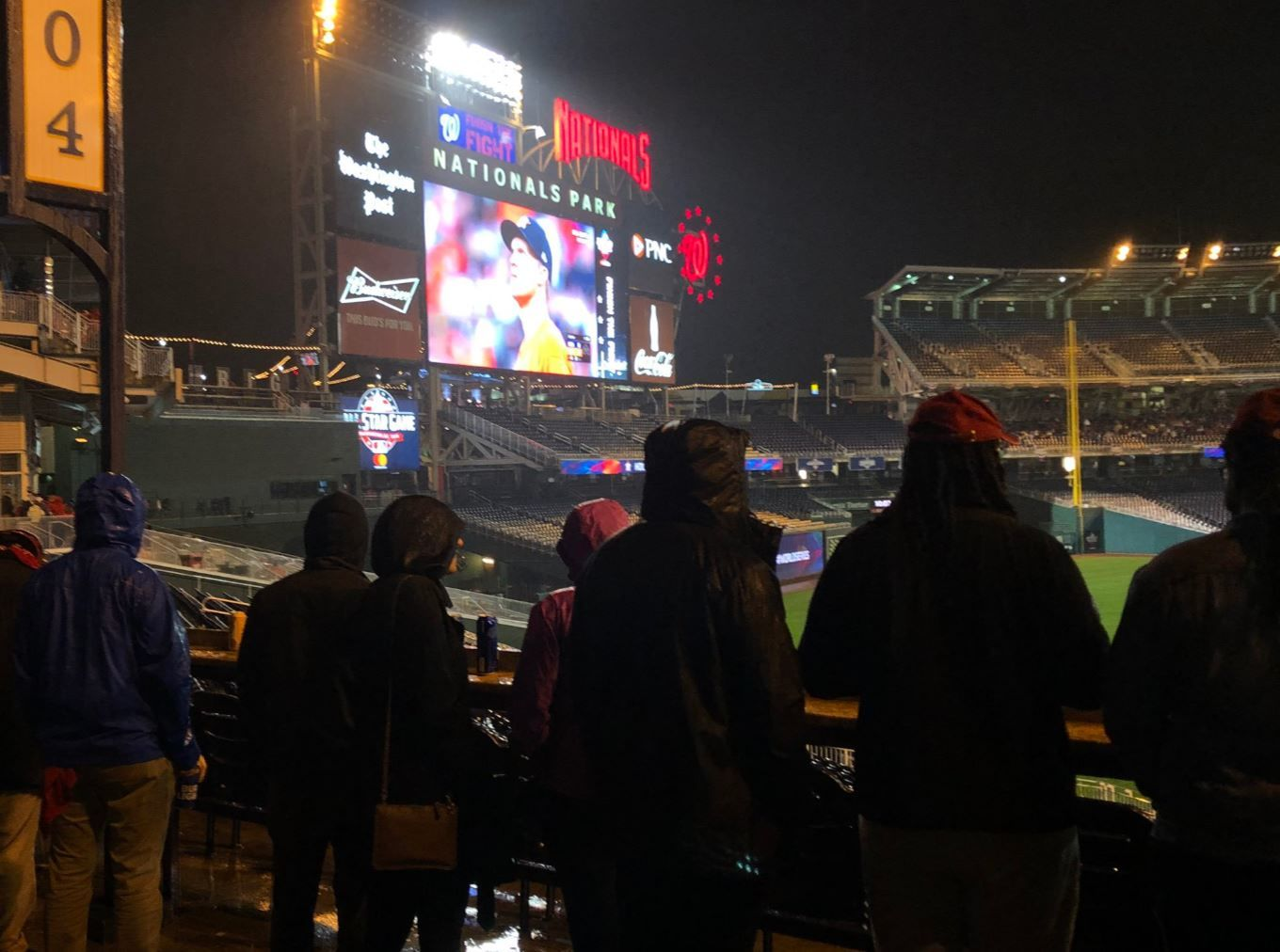 nats watch, game 7, world series, nats park